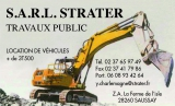STRATER travaux public